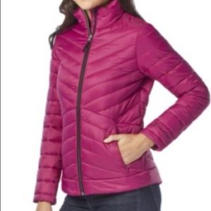 Free Country Quilted Puff Jacket